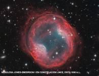 PK164_Nebula Planetaria a 1600 Años luz