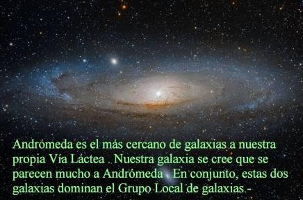M31 GALAXIA ANDROMEDA--