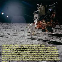 APOLO 11 TOMADA EL 20 JULIO DE 1969