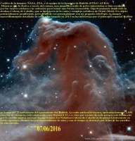 Copia de lA Nebulosa Cabeza de Caballo en infrarrojo del Hubble