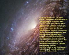 en-el-centro-de-la-galaxia-espiral-ngc-5033