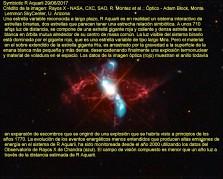 Estrella Variable R. Aquarii