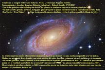 GALAXIA ESPIRAL M81 EN OSA MAYOR