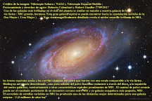 GALAXIA ESPIRAL M81 EN OSA MAYOR