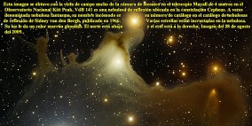 Ghost Nebula, vdB 141