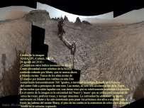 La curiosidad en Murray motas en Marte 24 agosto del 2016