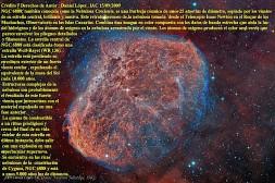 NGC 6888-La Nebulosa de la Media Luna