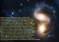 NGC 7318 Galaxias que chocan en el quinteto de Stephan
