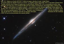 ngc4565_en el borde. En Constelacion Coma Berenices