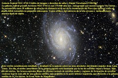NGTC 6744 GALAXIA ESPIRAL EN CONSTELACION PAVO