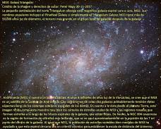 M33 GALAXIA DEL TRIANGULO