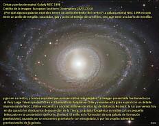 NGC 1398 Ga laxia Espiral Cintas y perlas