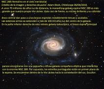 NGC 289 REMOLINO EN EL CIELO MERIDIONAL