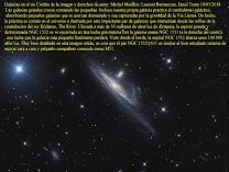 NGC1532 Y 1531 GALAXIAS EN EL RIO